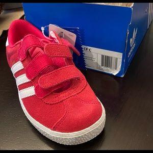 Brand new in box kids adidas